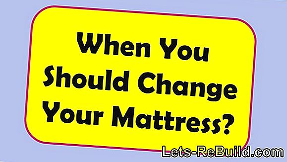 Change Mattress » When Is It Time And What Should Be Respected?