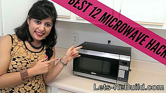 Microwave - the best tips
