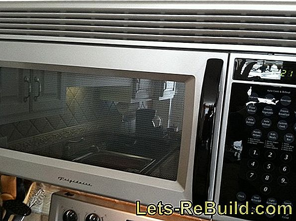 Microwave is running - what does that mean?