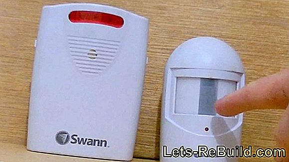 Installing Motion Detectors In The House » This Should Be Noted