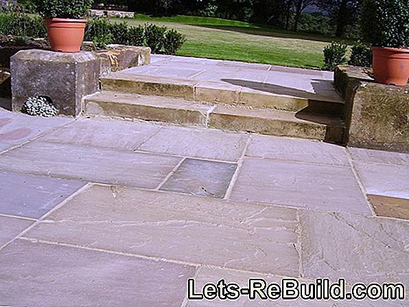 A guide to laying natural stone slabs