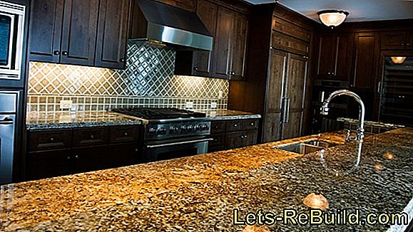 Cleaning Natural Stone Slabs » These Agents Are Suitable