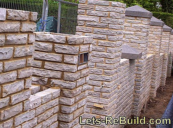 Processing Natural Stone » You Have These Possibilities