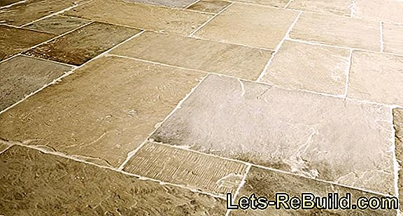 Laying A Natural Stone Carpet » That'S How It'S Done