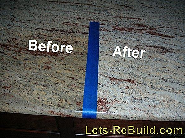 Remove Grease Stains From Natural Stone » This Is How It Works