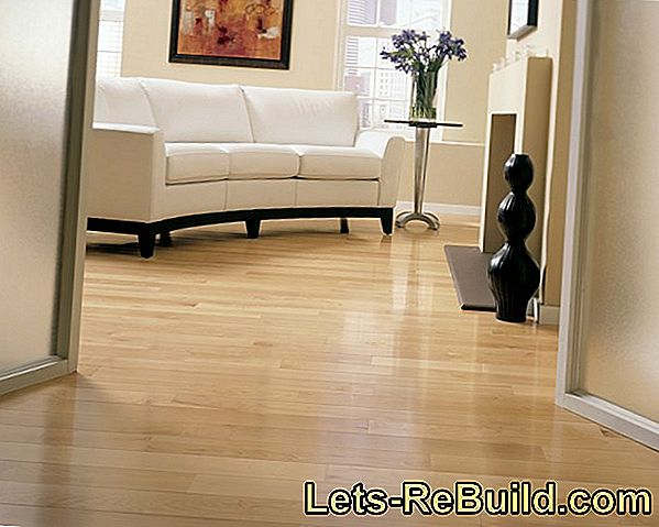 Parquet planks Oak - diverse and robust