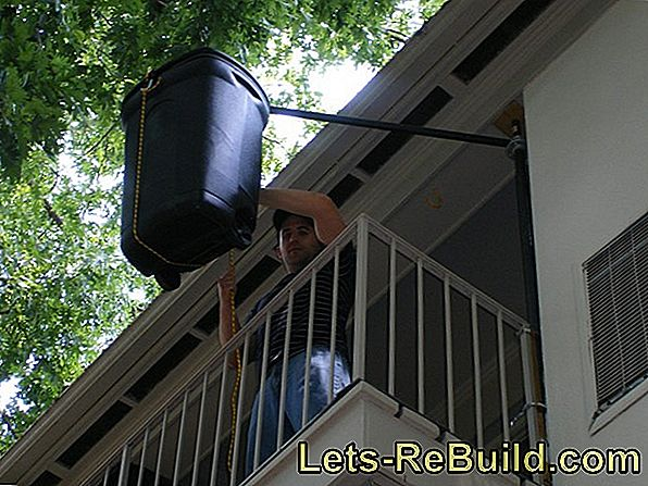 Attach Pulley To The Balcony » That'S The Way It Works