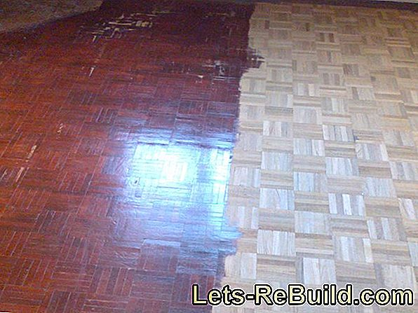 Sanding Parquet Costs Per Square Meter - What You Have To Expect