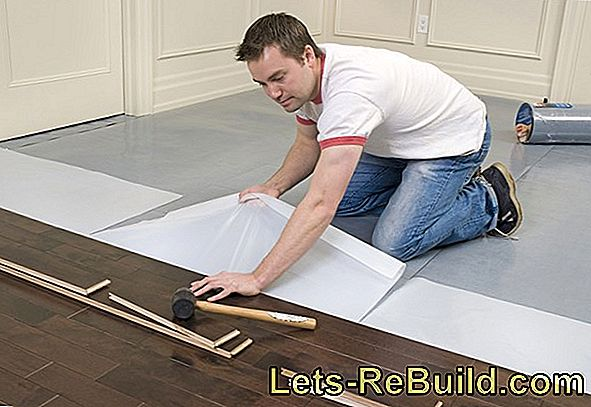 Laying Parquet Floating - Instructions How To Do It