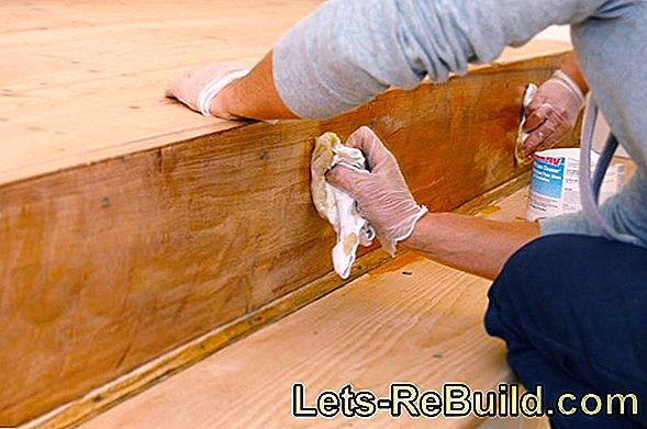 Sanding And Sealing Parquet - Instructions Step By Step