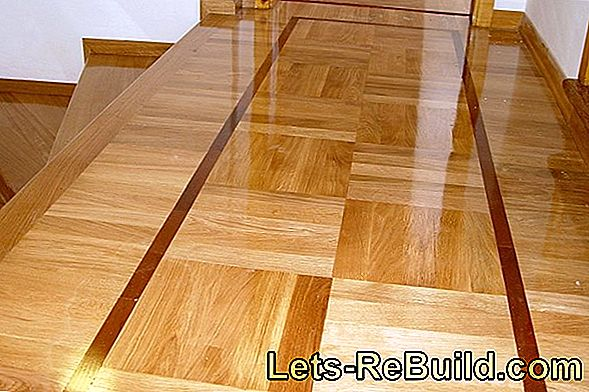 Prices for laying parquet floor