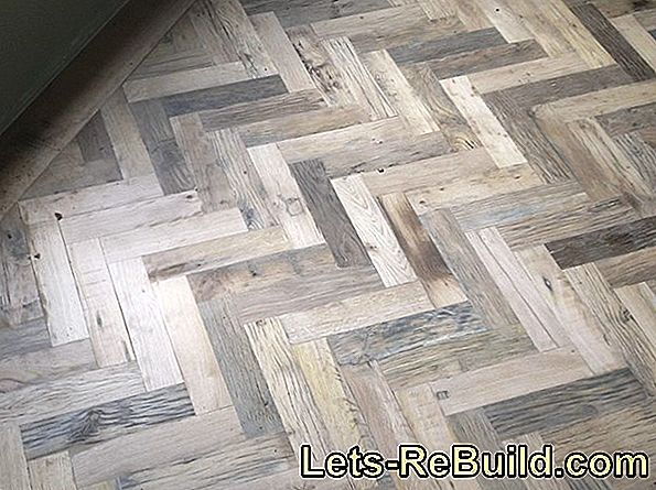 Laying Real Wood Parquet - Instructions In 3 Steps