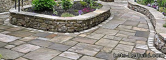 Buy paving stones second-hand