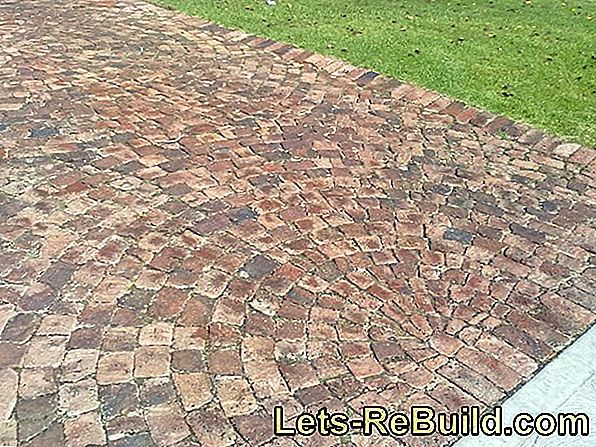 Laying Paving Prices - Which Costs Arise