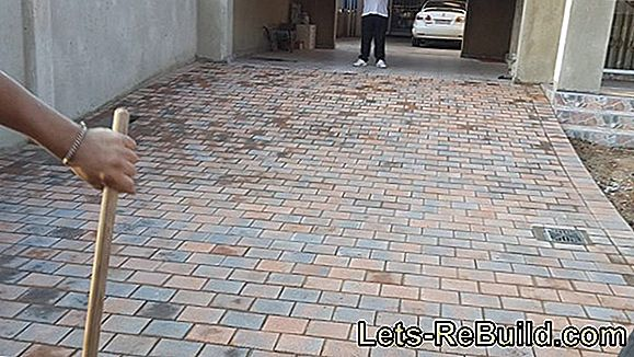 Paving Works Prices • Costs For The Work Steps