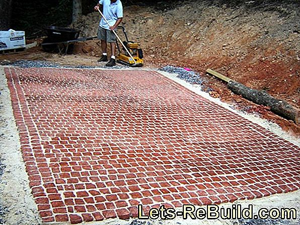 Paving Stones Grout » This Is How Cement Works