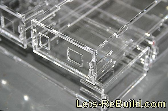 Plexiglas Cut » Instructions In 5 Steps