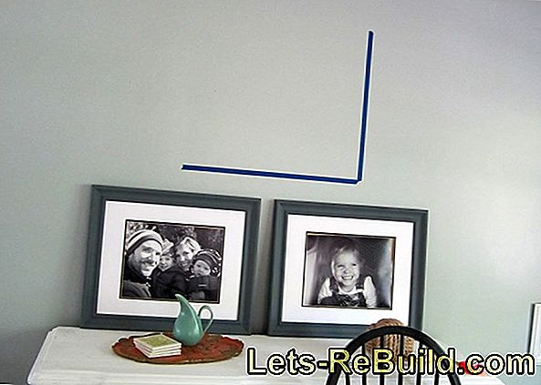 Hang Picture Frame » How To Do It Right