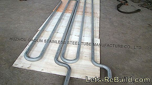 Bending Stainless Steel Pipes » Instructions For The Drawing Process
