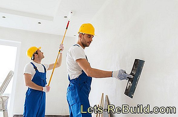 Plastering » The Most Important Techniques At A Glance
