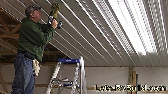 Hang The Ceiling With Plasterboard » That'S The Way It Works