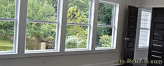 Replacing Window Glass » Saving Potential & Costs