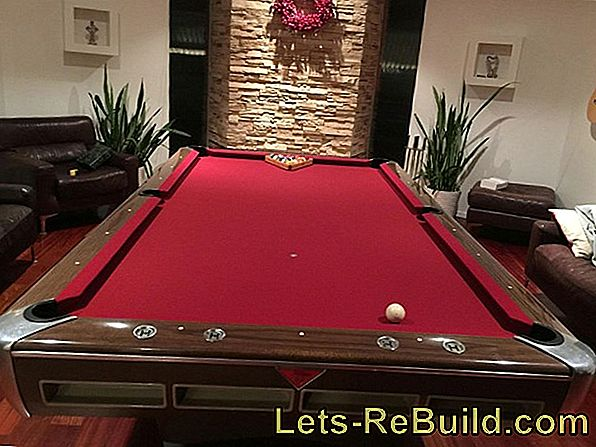 Get Pool Table » Instructions In 7 Steps