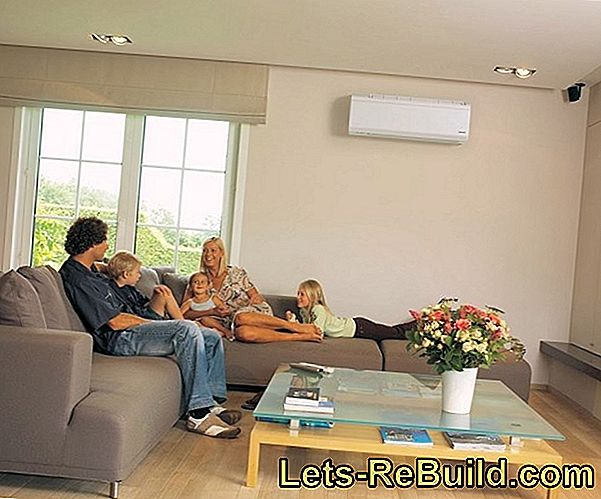 Air Conditioning In A Family House » Variants, Advantages And Disadvantages