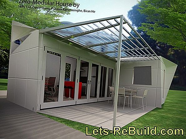 Small Prefabricated Houses » What Speaks For It?