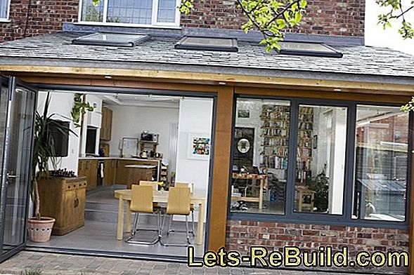 How can you design a prefabricated house with conservatory?