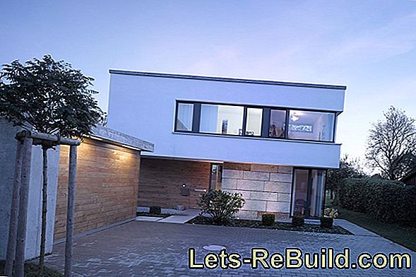 Prefabricated house or
