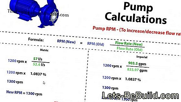Calculation Of A Gear Pump » This Is Also The Case For The Layman