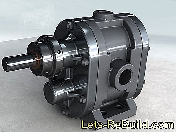 Function Of The Gear Pump » Design, Principle & Application
