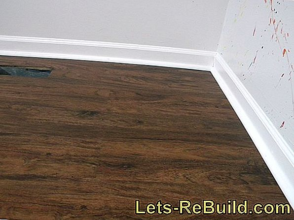 Remove Scratches From Vinyl Floor » Instructions In 3 Steps