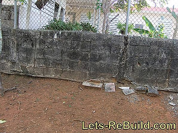 Renovation Of Dry Stone Wall » This Work Is Pending