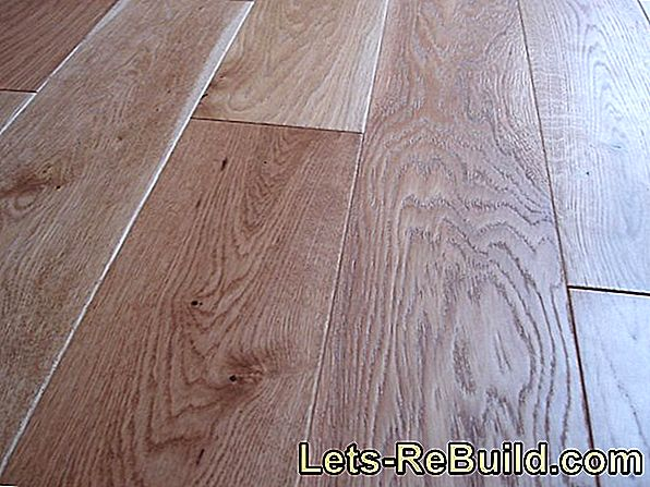 Information about the real solid wood parquet
