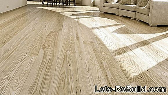 What to look for when buying ash parquet?