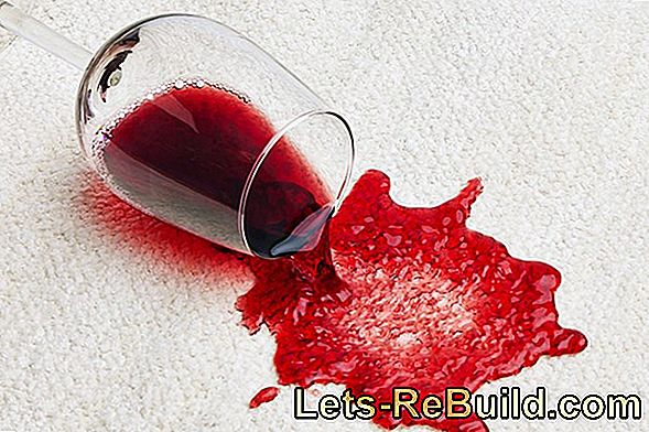 Remove Dried Red Wine Stains » The Best Remedies