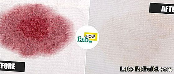 Remove Red Wine Stains With Salt » This Is How It'S Done