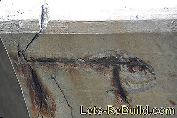 Cracks in reinforced concrete: causes and remedies