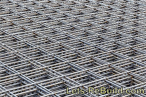 Reinforcing Mesh For The Floor » How To Use It
