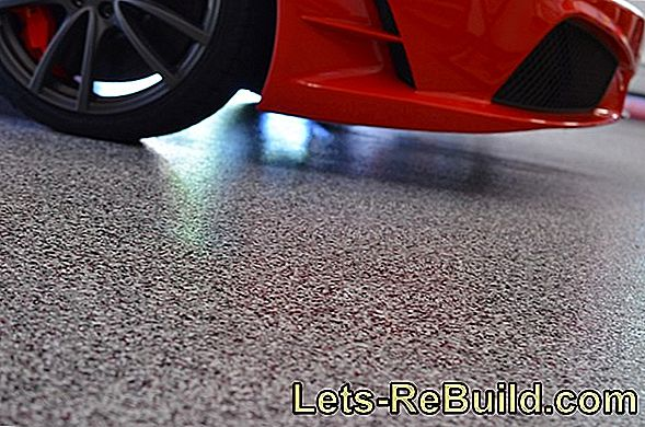 Resin Floor For The Garage » Take Care