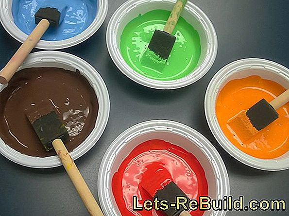 What are the properties of emulsion paints?