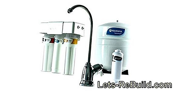 Reverse Osmosis Systems In The Household » Costs At A Glance