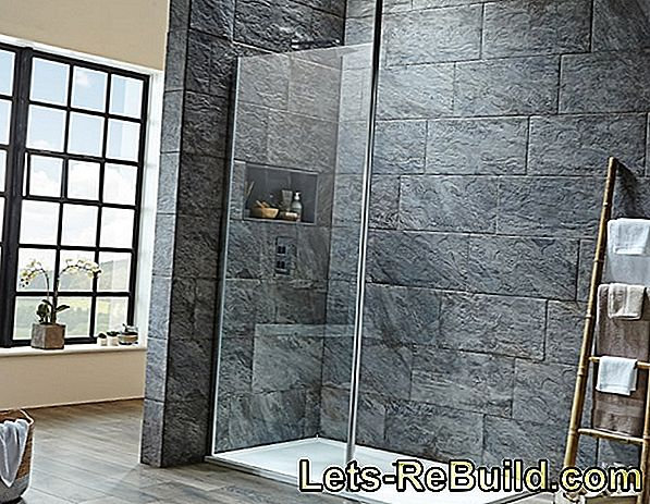 Rigips Wet Room Panels For The Bathroom