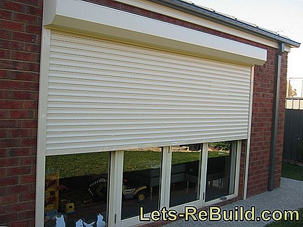 Roller Shutter With Crank Or Belt » What'S Better?