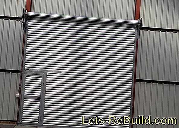 Close The Roller Shutter Box » You Should Be Aware Of This
