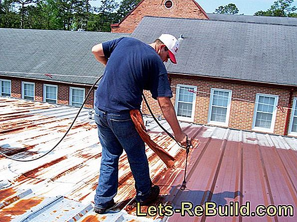 Prices For The Roof Coating » The Costs By Example