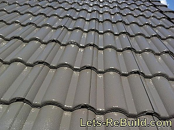 Roof Tile Coating » Advantages & Disadvantages