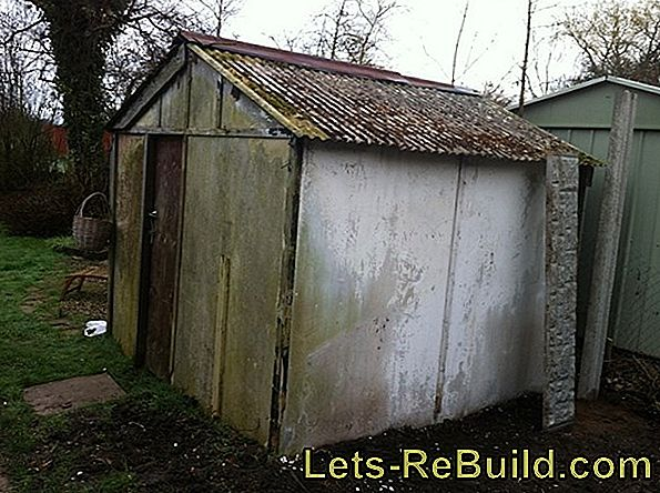 Remove Garage Roof » Possibilities & Limits